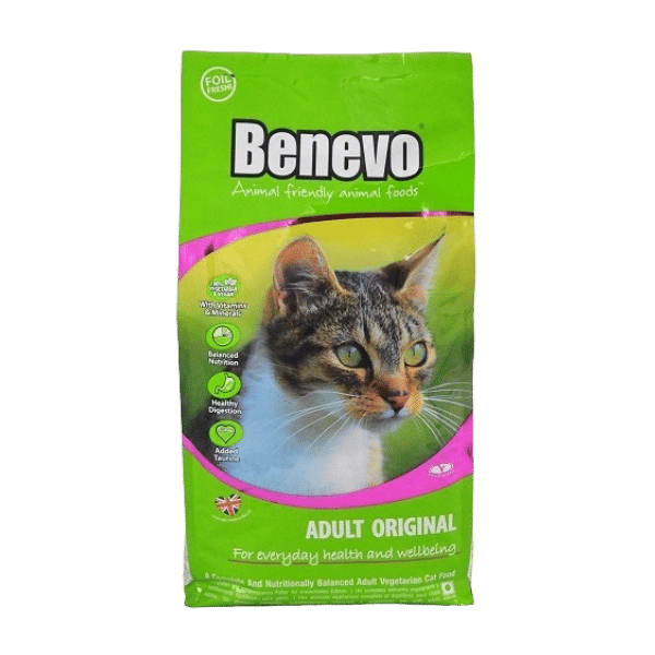 veganske krmivo pre macky
