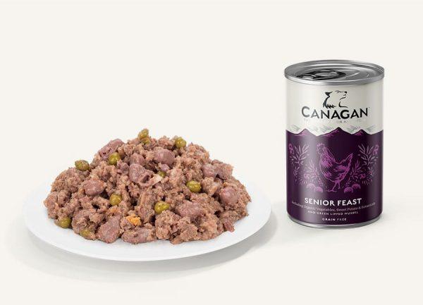 canagan-senior-feast konzerva
