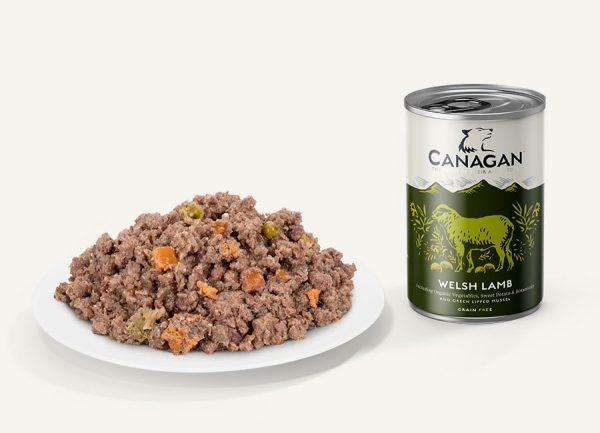canagan welsh lamb konzerva