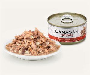canagan konzerva krab