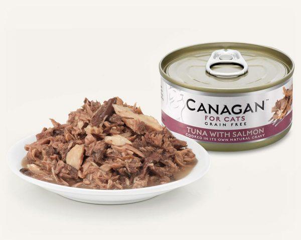 canagan konzerva tuniak