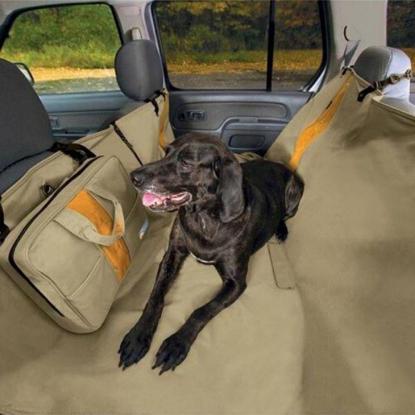 ochranny potah na zadne sedadla
