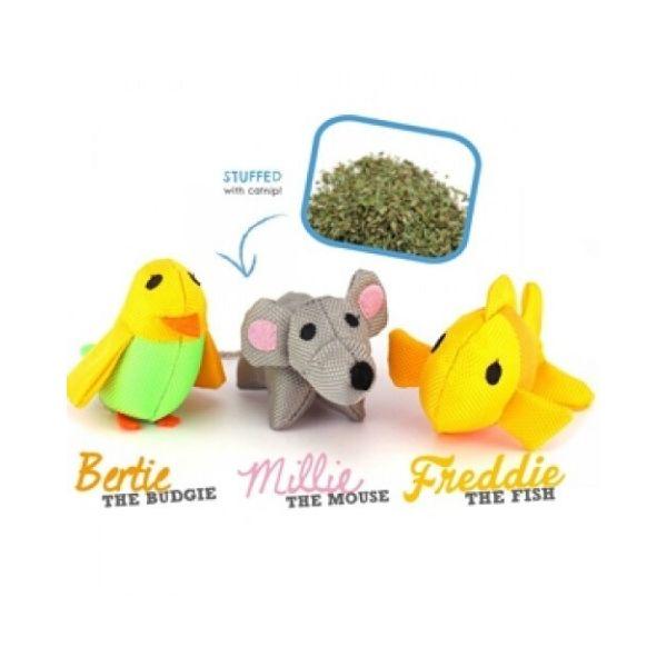 Beco toys plyšová hračka pre mačku