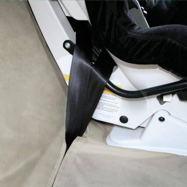 Kurgo Bench Seat Cover Waterproof 00600.1518635417