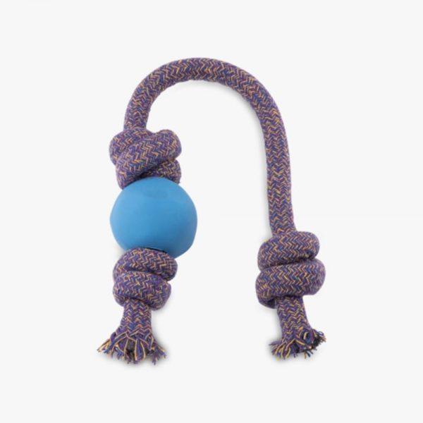 beco ball modra hracka pre psa