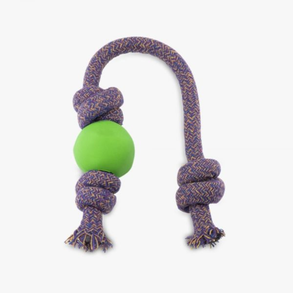 beco ball zelena hracka pre psa