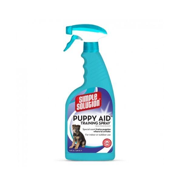 simple sel puppy aid sprej na nacvik hygieny