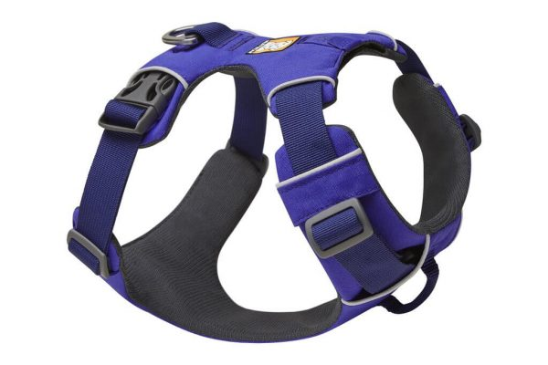 30502 Front Range Harness Huckleberry Blue Right