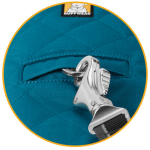 Zimn bunda pre psy Ruffwear vlastnosti 2