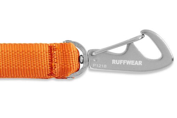 40751 Front Range Leash Campfire Orange Crux Clip
