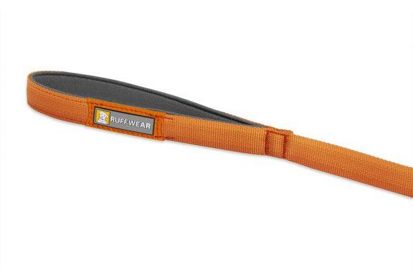 40751 Front Range Leash Campfire Orange Handle