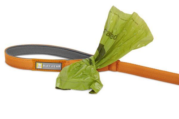 40751 Front Range Leash Campfire Orange Pickup Bag