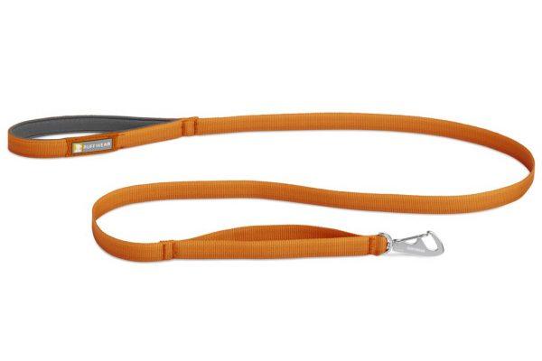 40751 Front Range Leash Campfire Orange