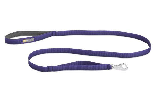 40751 Front Range Leash Huckleberry Blue