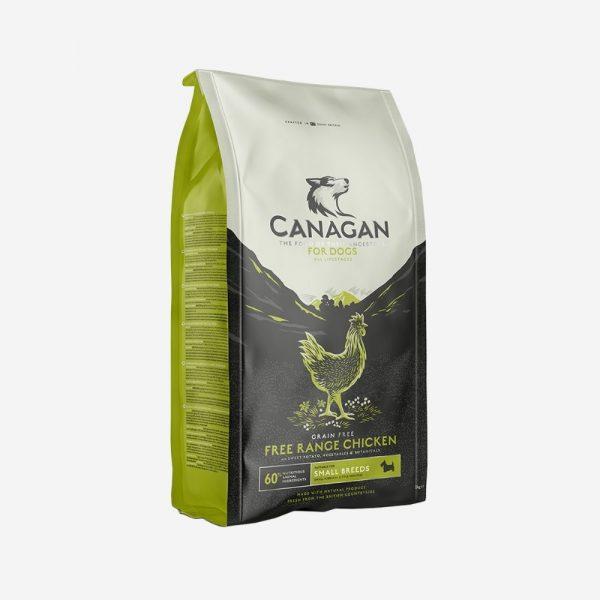 canagan free run chicken small