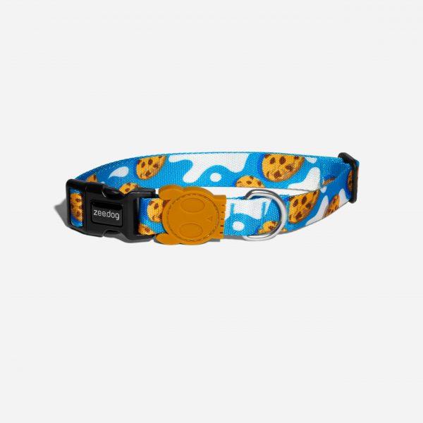 coleira para cachorros milky cookie azul zeedog cachorro pet main 1 scaled