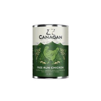 canagan free run chicken konzerva pre psov