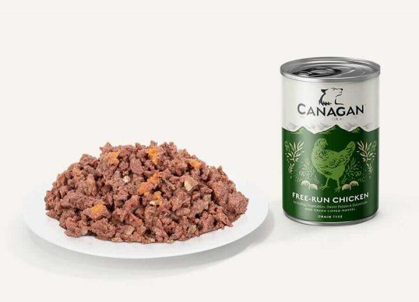 canagan free run chicken min