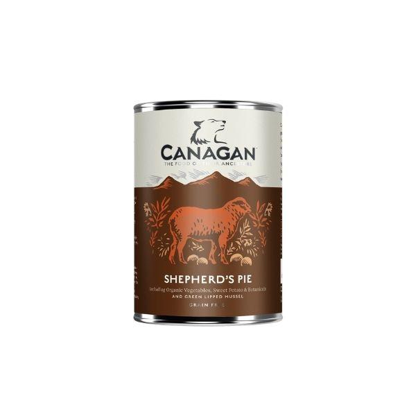 canagan shepard pie konzerva pre psov