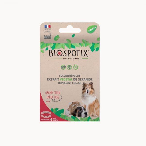 Antiparazitický obojok BIOGANCE Biospotix Large dog L XL