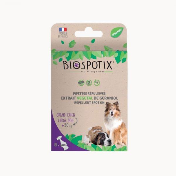 Biogance Biospotix Dog spot on pipety proti parazitom pre psov