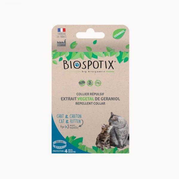 Obojok Biogance Biospotix Cat