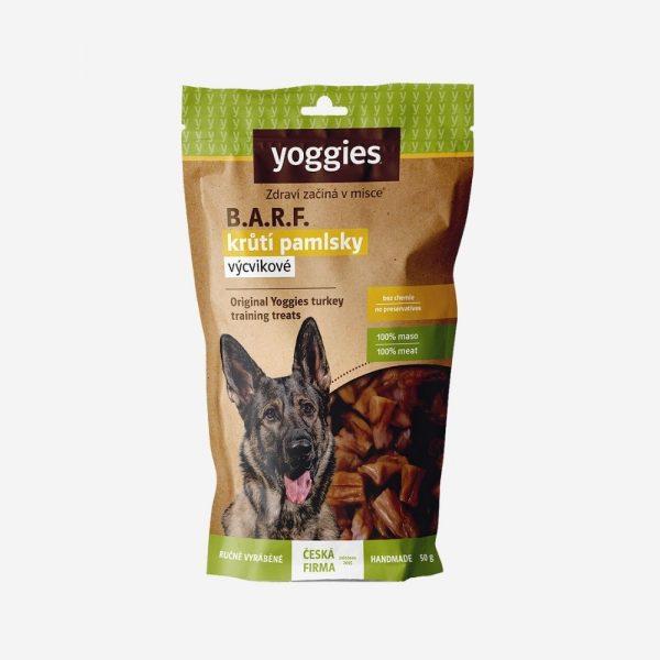 yoggies barf pamlsky pre psa morcacie