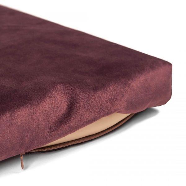 softpet matrac pre psa detail plum
