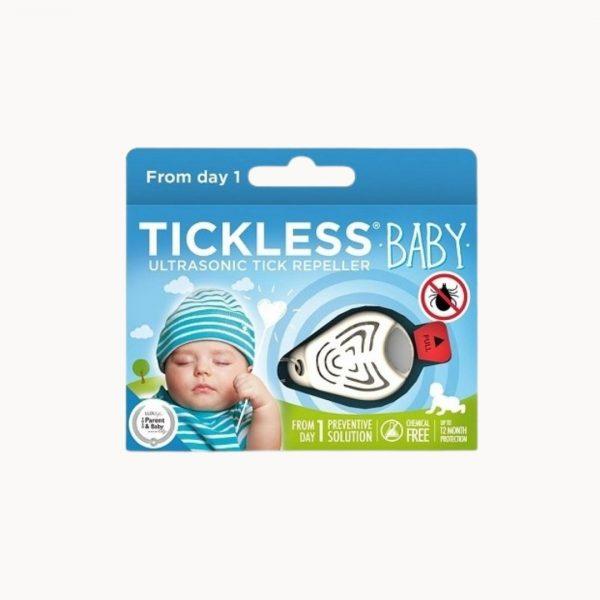 tickless baby modre