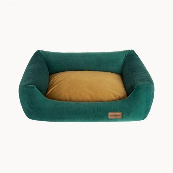 velvet sofa pelech pre psa