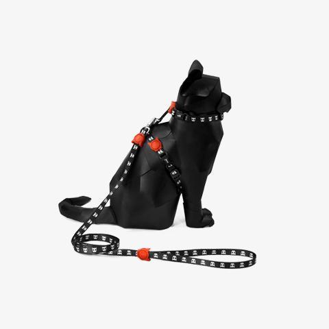 zee dog cat harness skull main 1