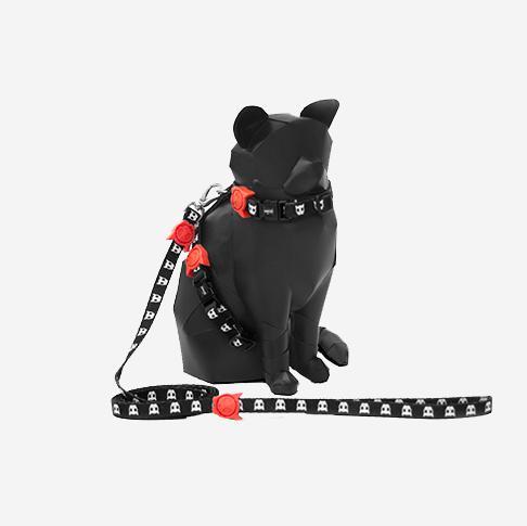 zee dog cat harness skull main 2