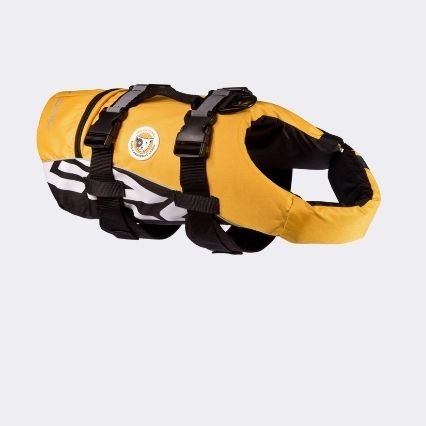 plavacie vesty pre psov