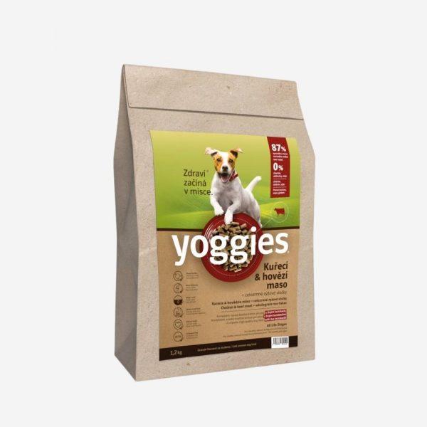 yoggies granule lisovane za studena hovadzie