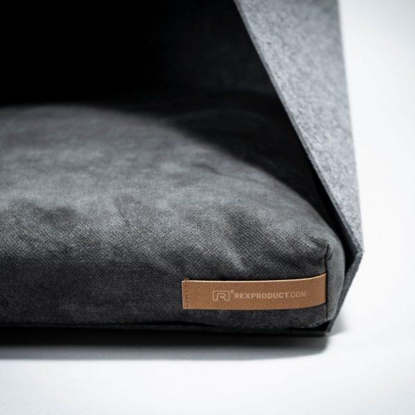 PETpocket pelech so strieskou detail