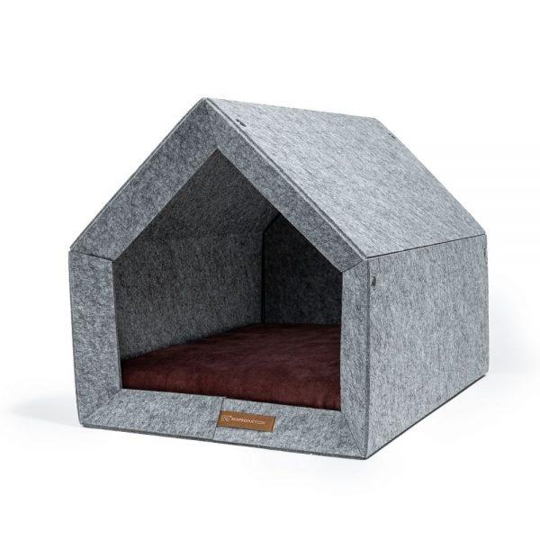 pethome LG domcek pre psa plum