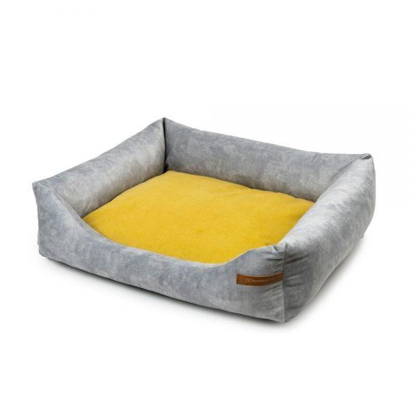 zuzalo softcolor matrac pre psa zlty
