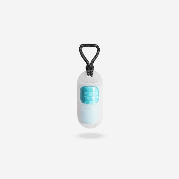 zee dog dog poop bag dispenser transparent main