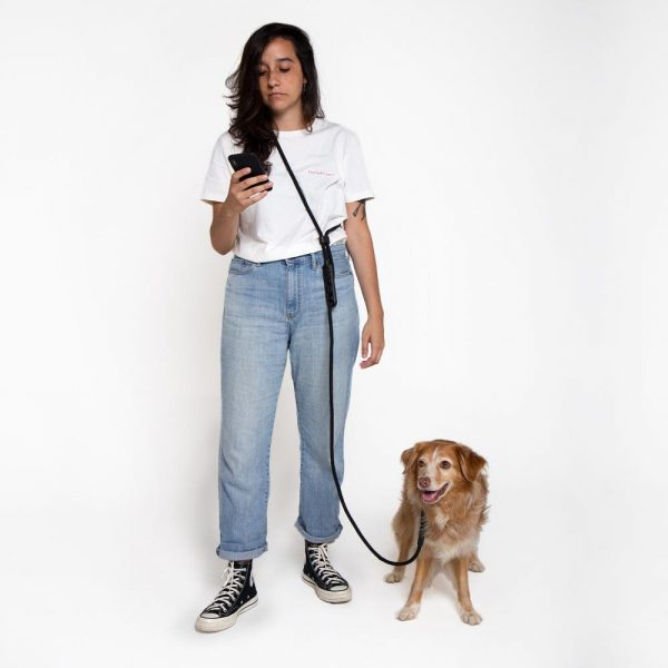 zeedog dog leashes hands free leash gotham main 4 3970e1c4 a60b 47fe bb8b