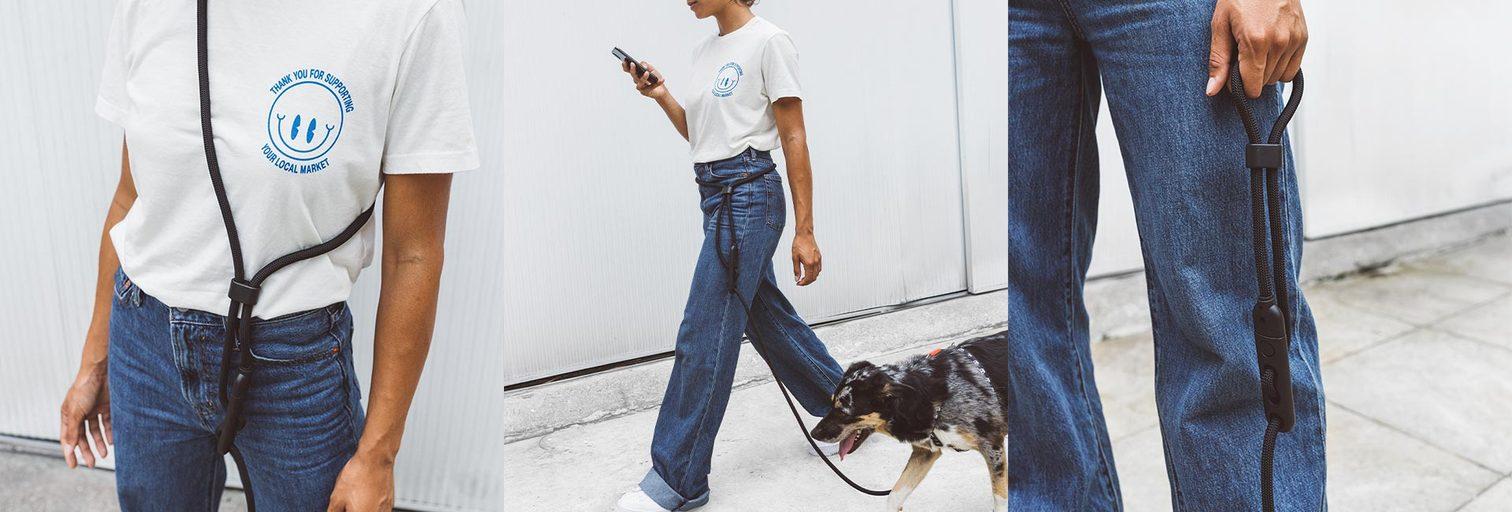 zeedog dog leashes hands free leashes gotham dk carrossel