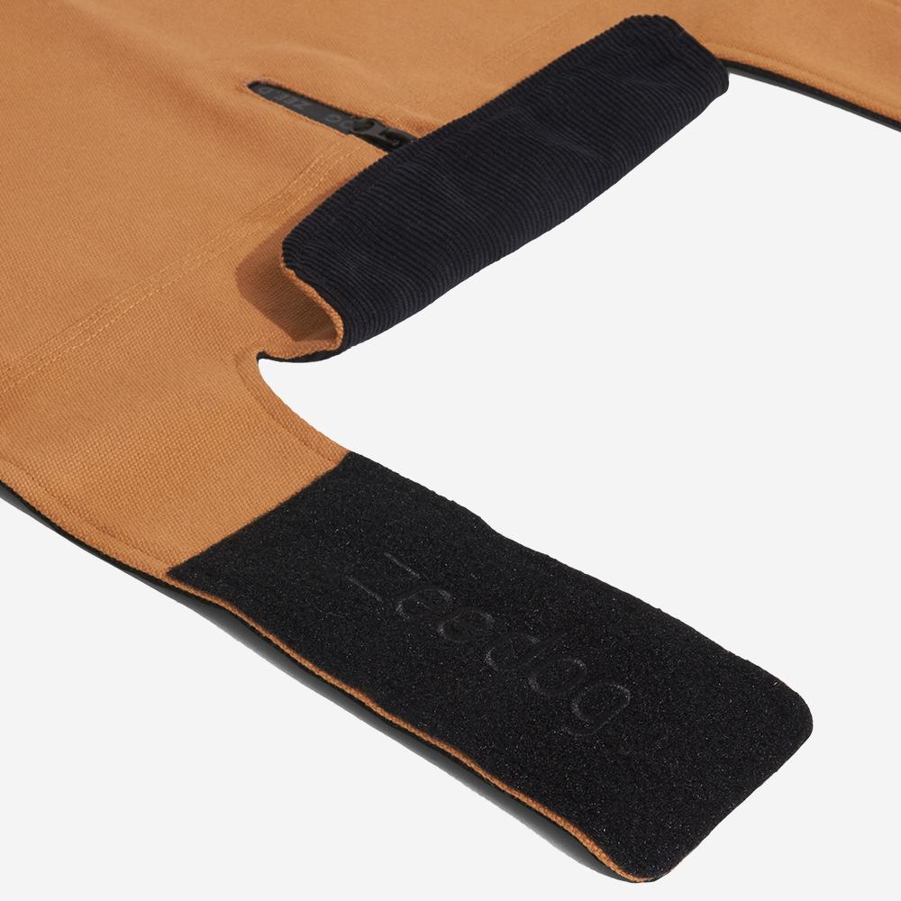 zeedog coat beige main